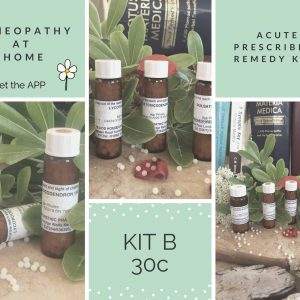 Homeopathy at home remedies
